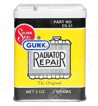 Герметик радиатора Gunk C551B герметик блока цилиндров и радиатора gunk c616
