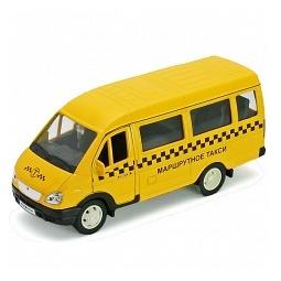 Купить Модель машины 1:34-39 Welly «Газель. Такси»