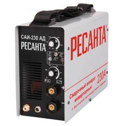 фото Сварочный аппарат инверторный аргонодуговой Ресанта САИ-230-АД