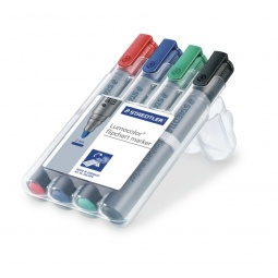 Набор маркеров для досок Staedtler 356WP4