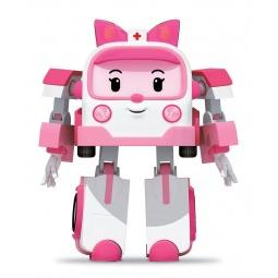 Купить Игрушка-трансформер со световыми эффектами Poli «Эмбер» 83095