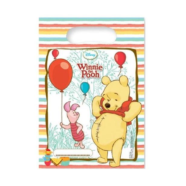 фото Подарочные пакетики Procos «Винни-Пух и Пятачок»