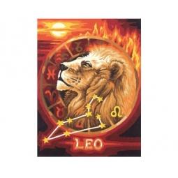 Купить Набор для рисования по номерам Schipper «Лев»