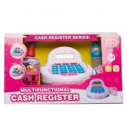 фото Игровой набор для девочки Shantou Gepai «Касса электронная с набором продуктов и сканером» 622154