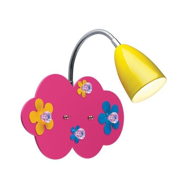 фото Бра для детской комнаты ST Luce SL805. Цвет: розовый, желтый