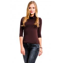 фото Водолазка Mondigo 211. Цвет: коричневый. Размер одежды: 44