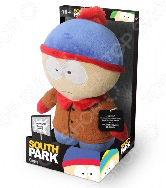 цены  Мягкая игрушка со звуком 1 Toy Стэн