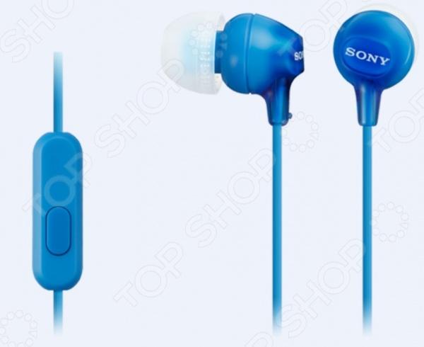 Гарнитура Sony MDR-EX15APL