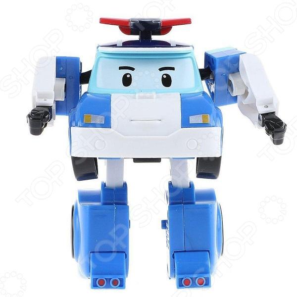 Игрушка-трансформер Poli «Поли»