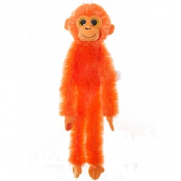 фото Мягкая игрушка Aurora «Шимпанзе». Цвет: оранжевый