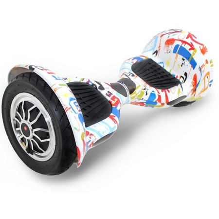 Купить Гироскутер Hoverbot C-1 Light white multicolor
