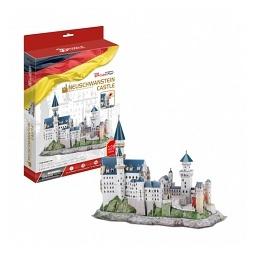 Пазл 3D CubicFun «Замок Нойшванштайн» MC174h - купить по ...: http://www.top-shop.ru/product/313650-cubicfun-zamok-noyshvanshtayn-mc174h/