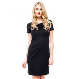 фото Платье Mondigo 8665. Цвет: черный. Размер одежды: 44