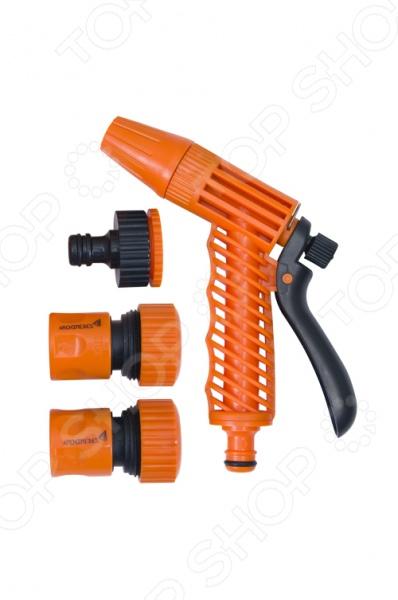 Пистолет-распылитель с аксессуарами Archimedes 90937 цена и фото