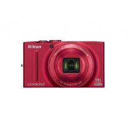 фото Фотокамера цифровая Nikon CoolPix S8200 102Mb SDXC