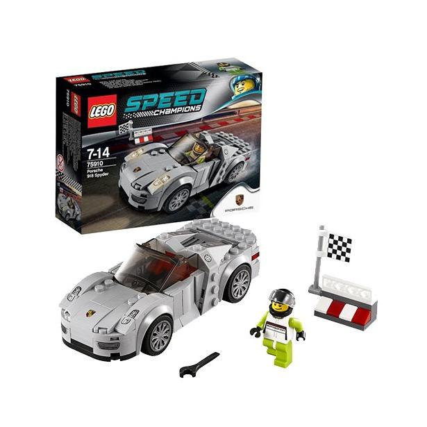 фото Конструктор LEGO Porsche 918 Spyder