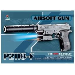 фото Пистолет игрушечный S+S TOYS B35501590