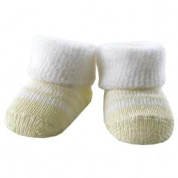 Вязать носочки на 2 года