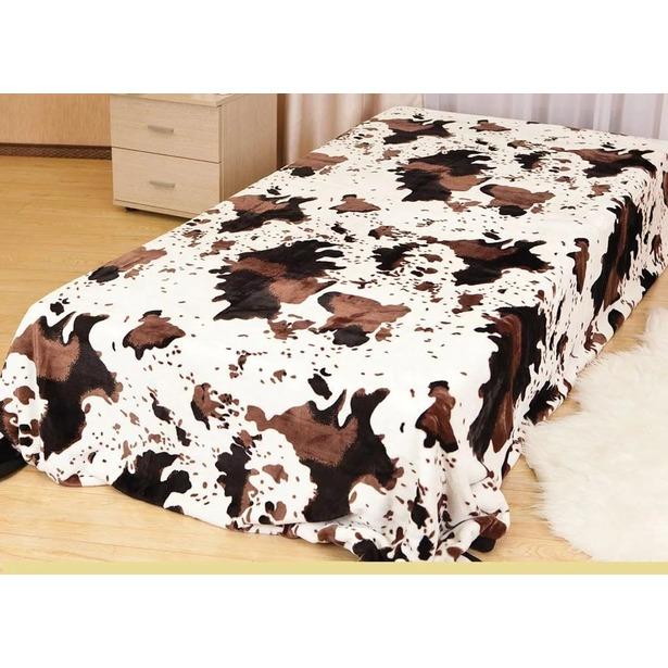 8edd1073a062 Плед Absolute «Шкура коровы» купить по низкой цене в Москве и других ...