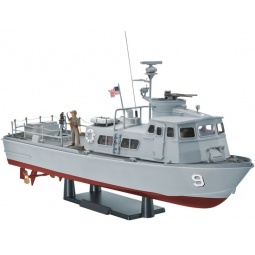 Купить Сборная модель плоскодонного судна Revell US Navy Swift Boat (PCF)