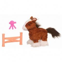 фото Мягкая игрушка интерактивная детская FurRealFrends Ходячие ласковые зверята - Пони
