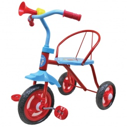 Купить Велосипед трехколесный 1 Toy Т57648 «Ну, погоди!»
