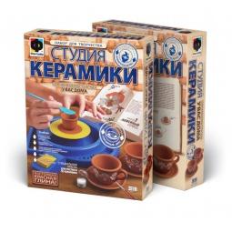 Купить Набор для творчества из глины Фантазер «Кофейный сервиз»