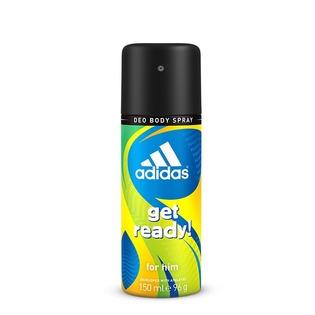 Купить Дезодорант-спрей мужской Adidas Get Ready Male