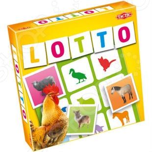 Лото Tactic «Домашние животные 2» tactic games лото домашние животные tactic games