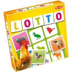 Купить Лото Tactic «Домашние животные 2»