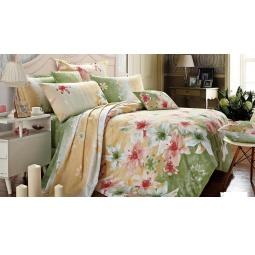 фото Комплект постельного белья Amore Mio Fresh. Provence. 1,5-спальный