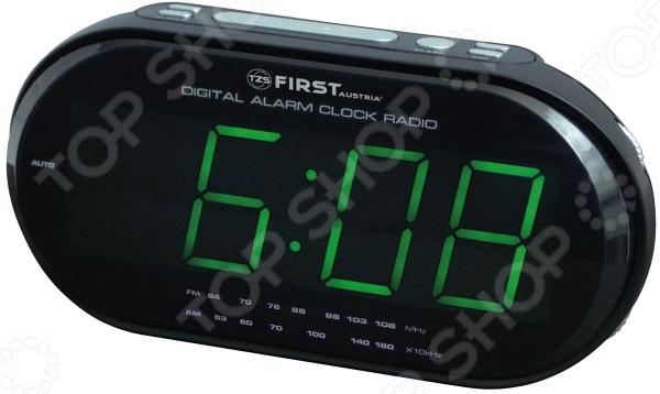 Радиочасы First 2409-1-RF