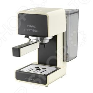 Кофеварка Ariete 1363 Matisse кофеварка рожковая ariete 1389 espresso vintage celeste