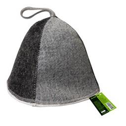 Купить Шапка для бани и сауны Hot Pot «Комби» 41160