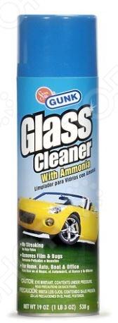 Очиститель стекол универсальный пенный с аммиаком Gunk GC-1