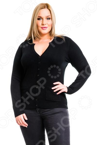 Жакет Mondigo XL 9786. Цвет: черный