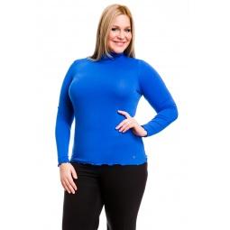 фото Водолазка Mondigo XL 1474. Цвет: синий. Размер одежды: 50