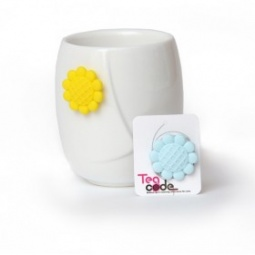 фото Чашка Think If Design Flower Cup «Цветок подсолнуха». В ассортименте