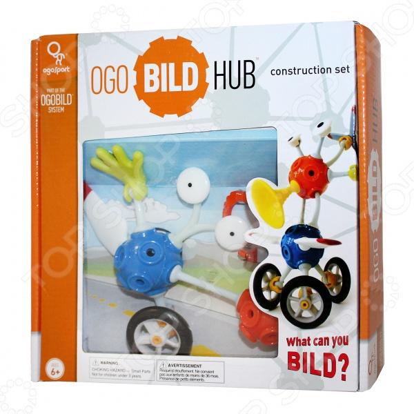 Конструктор-игрушка Ogobild «Ogobild Hub» конструктор игрушка ogosport ogobild bits hitch