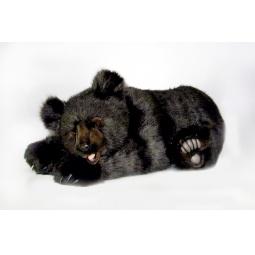 фото Мягкая игрушка Hansa «Бурый медведь лежащий»