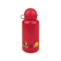 фото Бутылка для воды детская IRIS Barcelona Snack Rico. Цвет: красный
