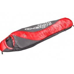 фото Спальный мешок NOVA TOUR «Алтай». В ассортименте. Цвет: серый, красный. Расположение молнии: левостороннее