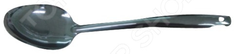Ложка кулинарная Regent 93-TO-UN-01Ложки кулинарные<br>Ложка кулинарная Regent 93-TO-UN-01 это замечательная разливательная ложка, которая сделана из жаропрочного материала и выдерживает высокие перепады температур. Технология по которой создана данная ложка является залогом гигиеничности, а гладкие формы обеспечивают удобство использования. На конце рукояти есть подвесное кольцо, что бы инструмент всегда был под рукой. Вы можете использовать ложку прямо во время приготовления, особенно удобно в приготовлении овощей или жаркого.<br>