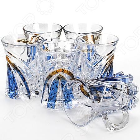 Набор стаканов чайных Loraine LR-3306