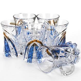 Купить Набор стаканов чайных Loraine LR-3306