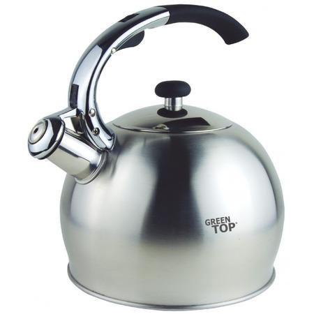 Купить Чайник со свистком GreenTop GS-0434