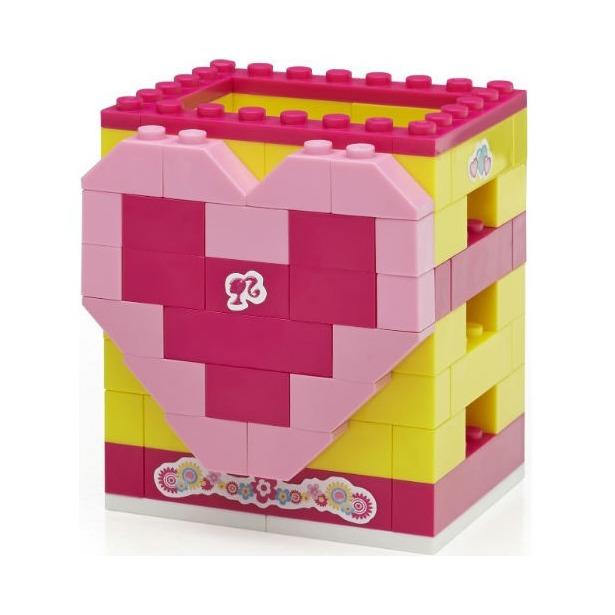фото Мини-конструктор Mega Bloks Barbie в тубусе
