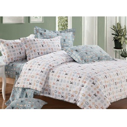 фото Комплект постельного белья Amore Mio Fashion. Provence. 2-спальный