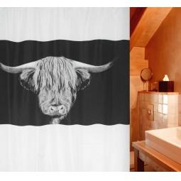 фото Штора для ванной Spirella Wooly Limited Edition