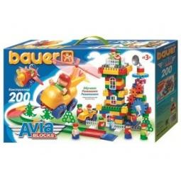 Купить Конструктор игровой Bauer «Авиа» 23091